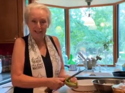 73 Year Old Grandmother Launches Facebook Cooking Show And Spikes Online Viewership At Rural Alabama Church